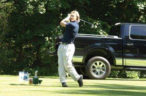 Kovalev Golfing