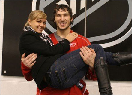 alex ovechkin and girlfriend. alex-ovechkin-mystery-